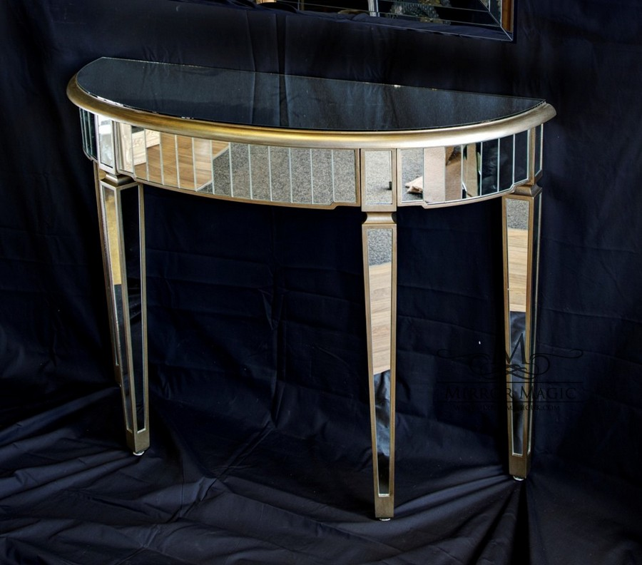 mirror side tables be